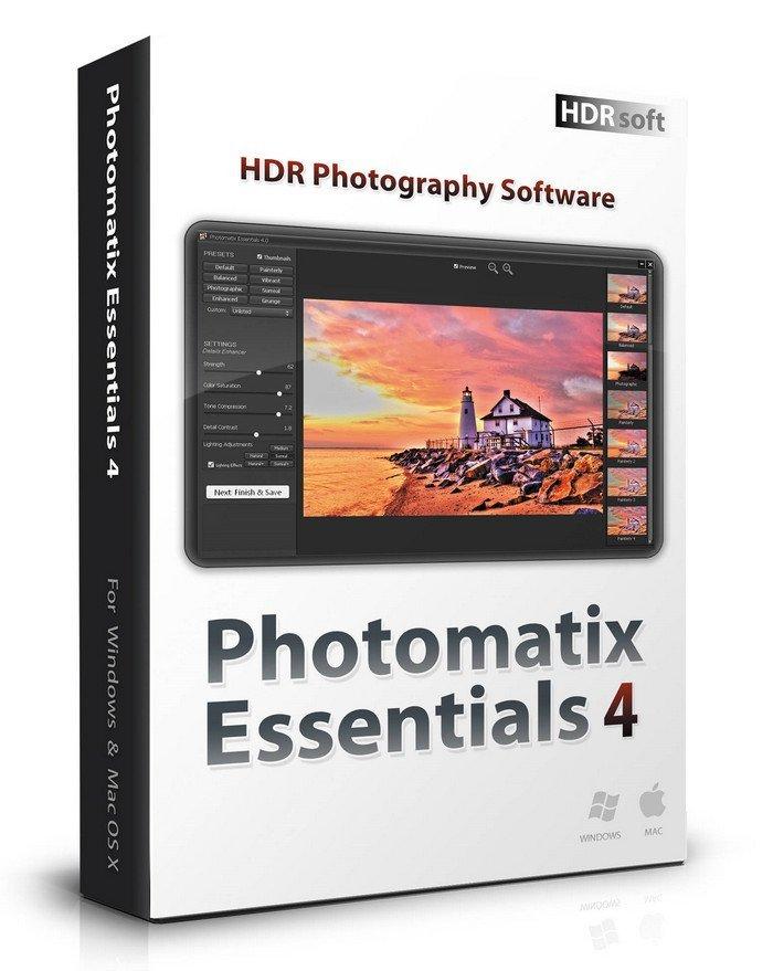 HDRsoft Photomatix Essentials