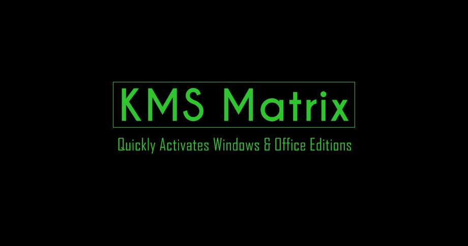 KMS Matrix