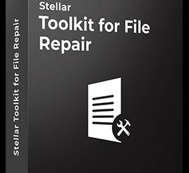 Stellar Toolkit for File Repair