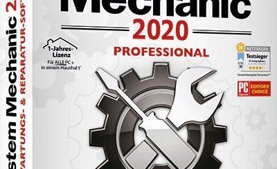 System Mechanic Pro