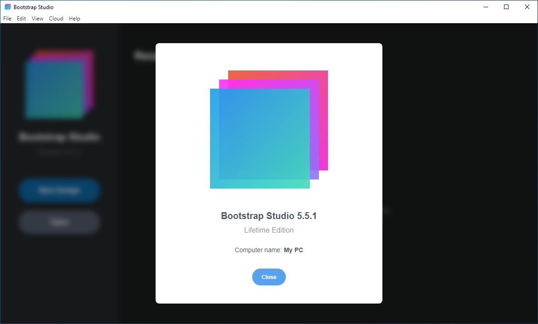 bootstrapstudio5.5.1