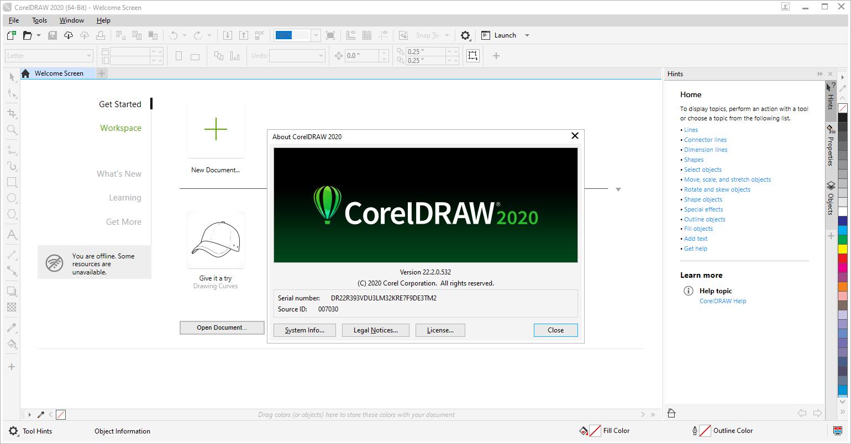 coreldraw2020v22.2.0.532