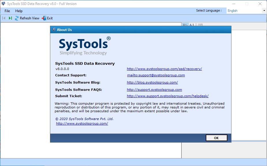 systools8.0