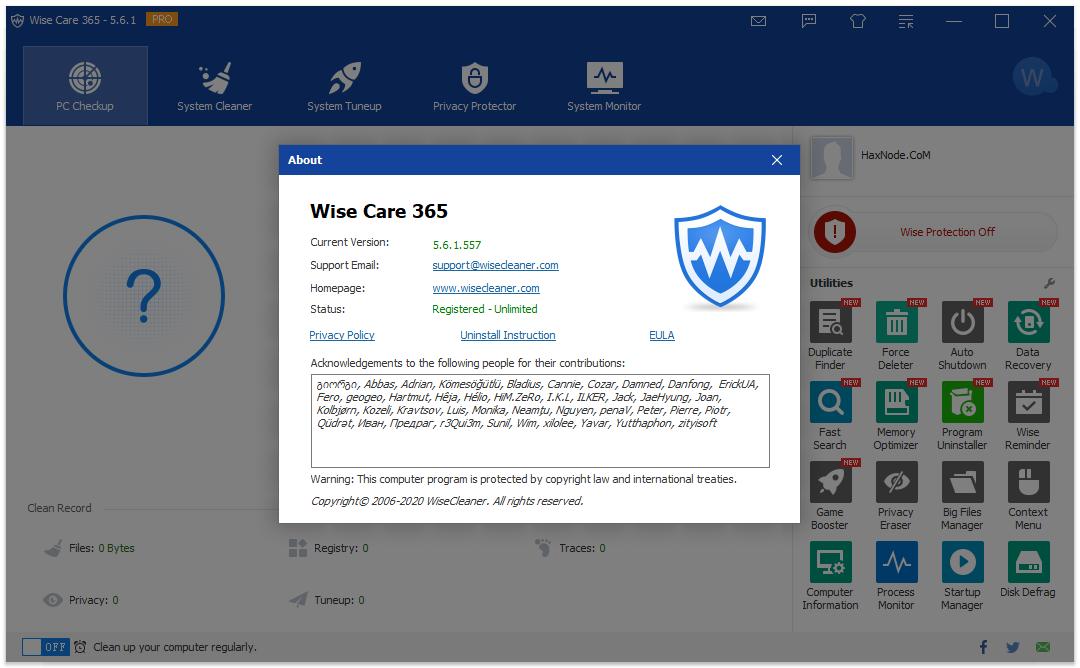 wisecare5.6.1