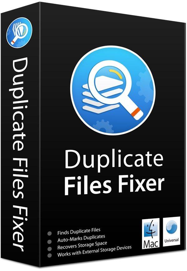 Duplicate Files Fixer