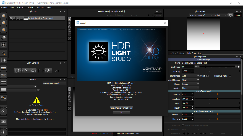 hdrlightstudio7.1.0