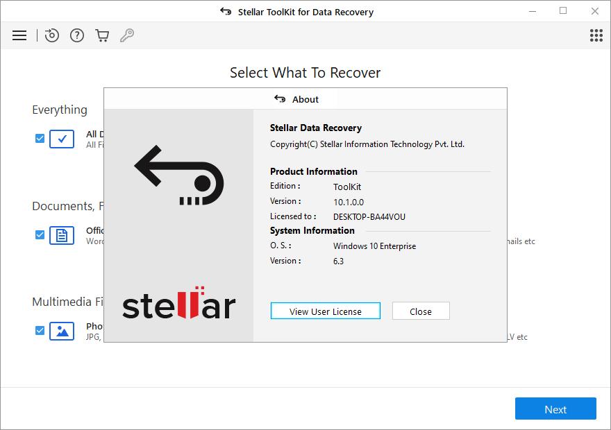 stellardrtoolkit10.1.0.0
