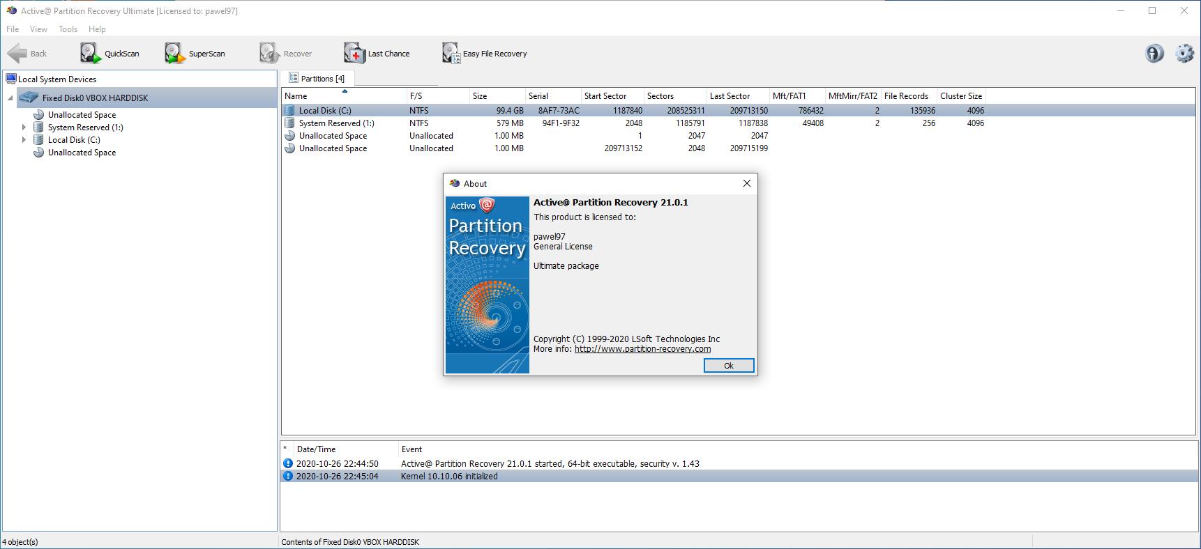 activepr21.0.1