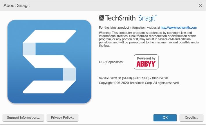 snagit2021.0.1