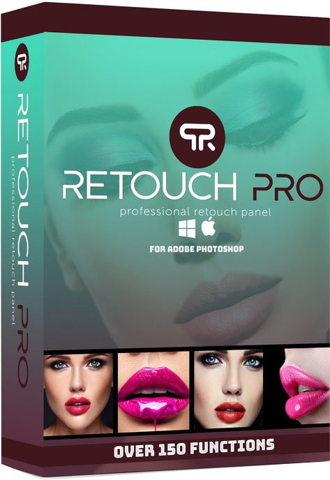 Retouch Pro for Adobe Photoshop