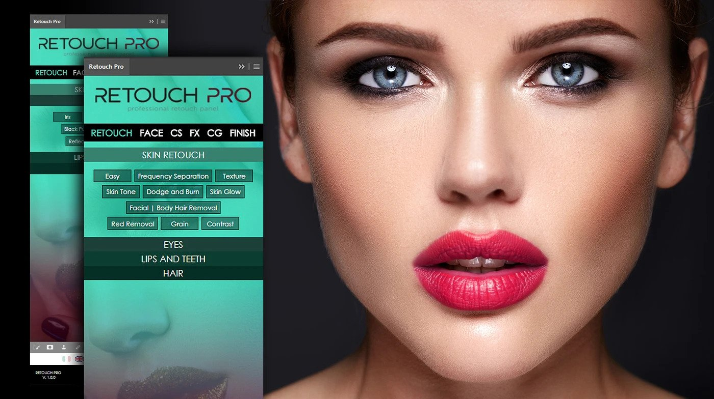 Retouch Pro for Adobe Photoshop1