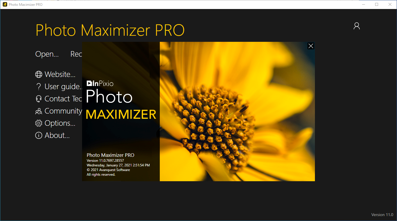 inpixiophotomaximizer11.0.7697