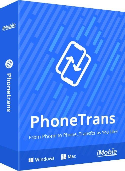 PhoneTrans logo