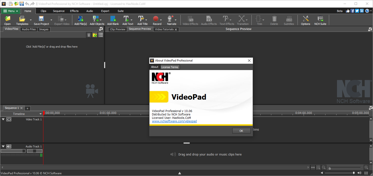 nchvideopad10.06