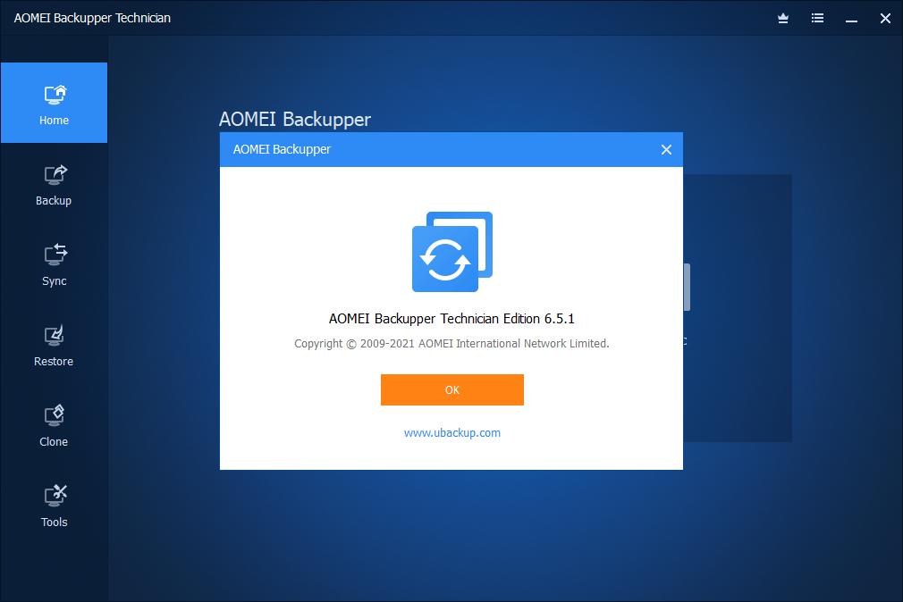aomeibackupper6.5.1