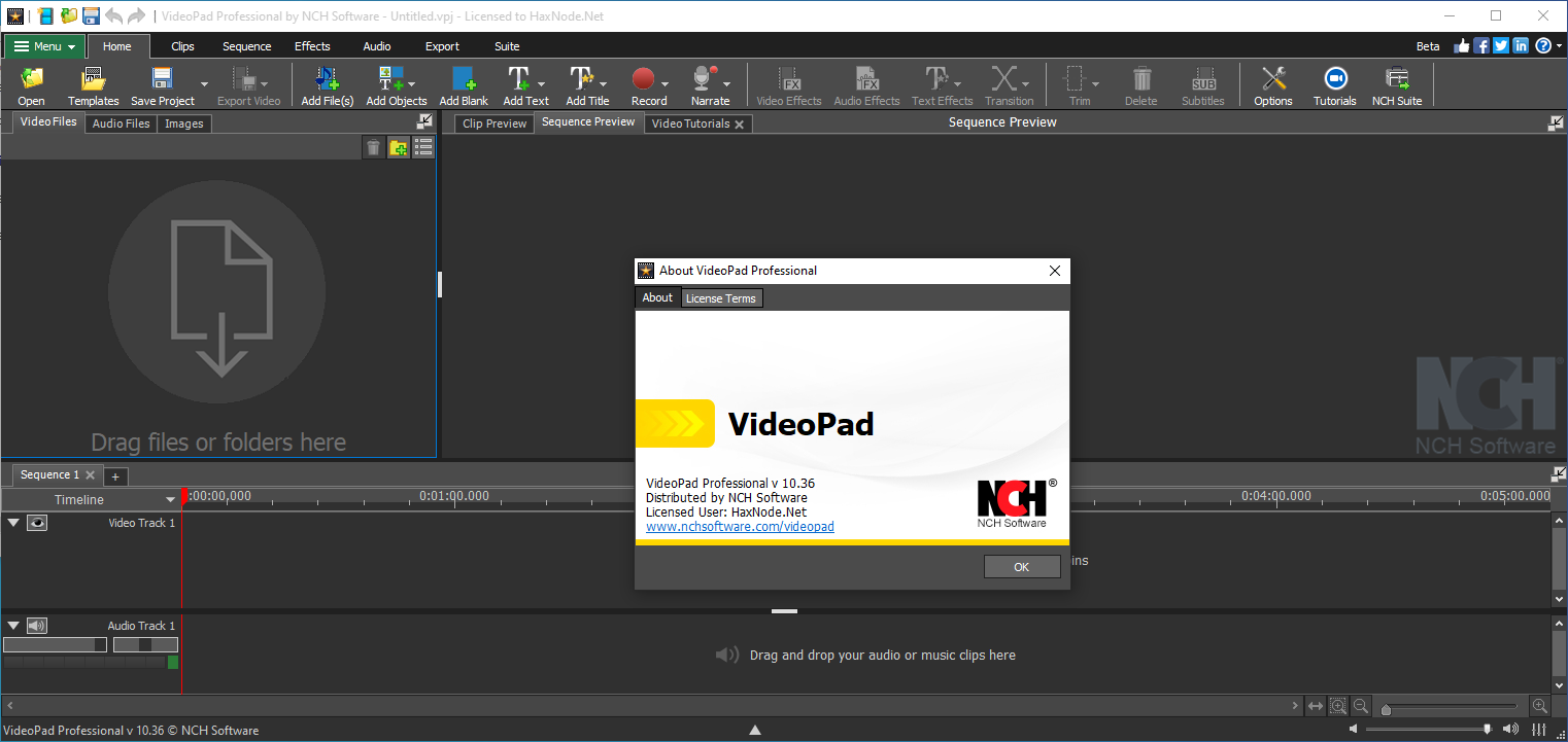nchvideopad10.36