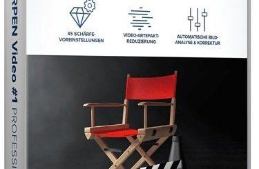 Franzis SHARPEN Video #1 professional