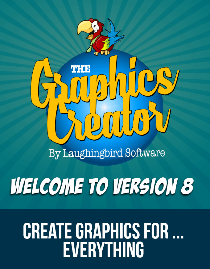 Laughingbird Software The Graphics Creator