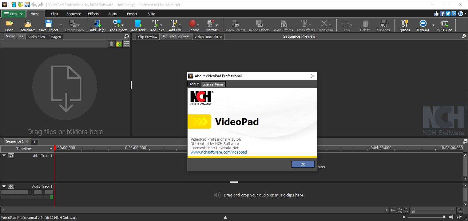 videopad10.56