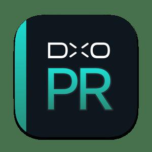 DxO PureRAW logo