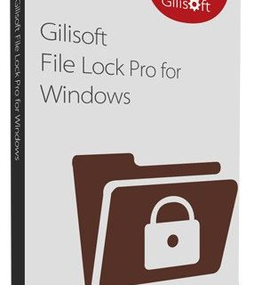 GiliSoft File Lock Pro logo