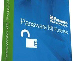 Passware Kit Forensic logo