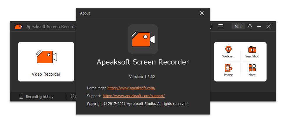 apeaksoftscreenrecorder1.3.32