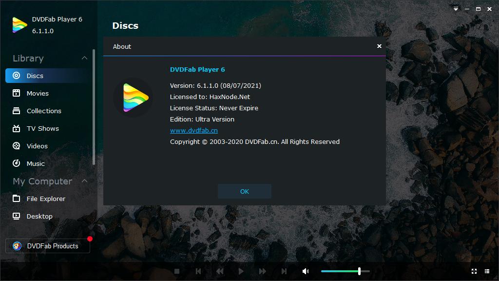 dvdfabplayer6.1.1.0