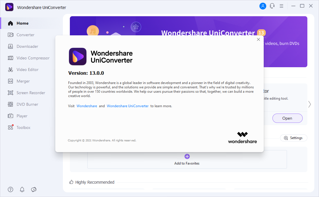 wondershareuniconverter13.0.0