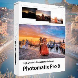 HDRsoft Photomatix Pro logo