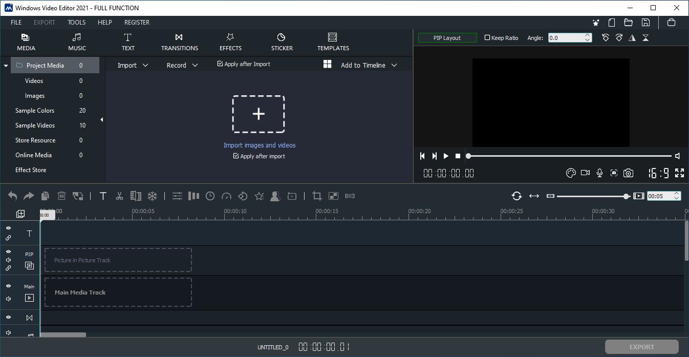 windowsvideoeditor2021