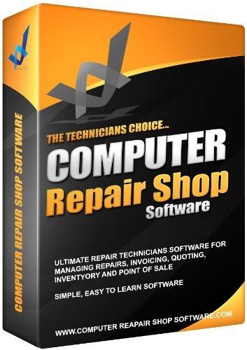 Computer Repair Shop Software